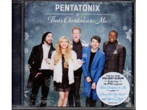Pentatonix - Thats Christmas to Me (CD)