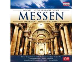 VARIOUS ARTISTS - Massesmessen (CD Box Set)