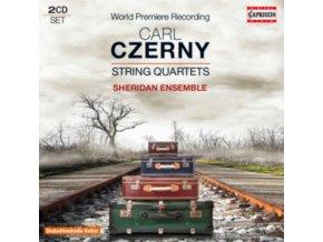 SHERIDAN ENSEMBLE - Carl Czerny: String Quartets (CD)
