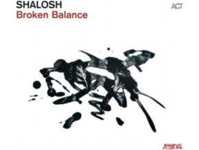 SHALOSH - Broken Balance (CD)