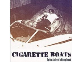 CURRENSY & HARRY FRAUD - Cigarette Boats (CD)