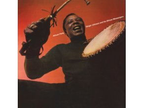 GINGER JOHNSON AND HIS AFRICAN MESSENGERS - African Party (CD)