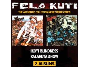 FELA KUTI - Ikoyi Blindness / Kalakuta Show (CD)