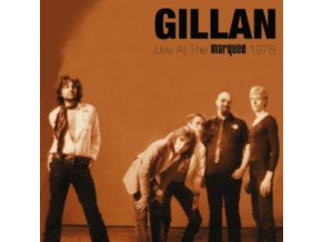 GILLAN - Live At The Marquee 1978 (CD)