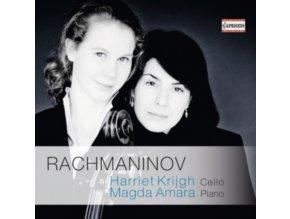 KRIJGH  AMARA - Rachmaninov  Krijgh  Amara (CD)