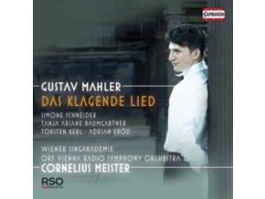 VARIOUS ARTISTS - Gustav Mahler: Das Klagende Lied (CD)