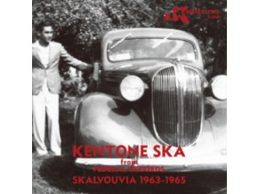VARIOUS ARTISTS - Kentone Ska From Federal Records: Skalvouvia 1963-1965 (CD)
