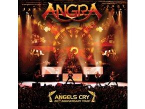 Angra - Angels Cry (20th Anniversary Live) (Music CD)