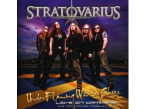 Stratovarius - Under Flaming Winter Skies (Live in Tampere/Live Recording) (Music CD)