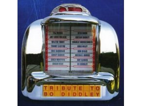 VARIOUS ARTISTS - Tribute To Bo Diddley  (CD)