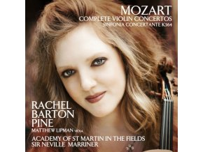 VARIOUS ARTISTS - Mozart - Complete Violin Concertos (CD)