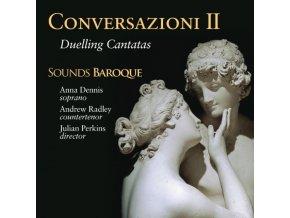 SOUNDS BAROQUE / PERKINS / RADLEY - Conversazioni Ii - Duelling Can (CD)