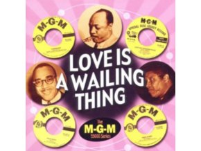 VARIOUS ARTISTS - Love Is A Wailing Thing (CD)