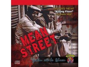 VARIOUS ARTISTS - Mean Street (CD)