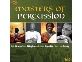 VARIOUS ARTISTS - Masters Of Percussion  Vol 3 (CD)