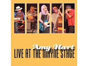 AMY HART - Live At The Mayne Stage (CD)