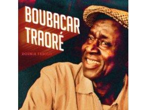 BOUBACAR TRAORE - Dounia Tabolo (CD)