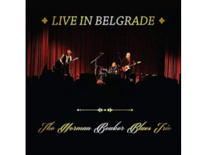 NORMAN BEAKER BLUES TRIO - Live In Belgrade (CD)