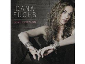DANA FUCHS - Love Lives On (CD)
