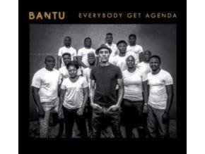 BANTU - Everybody Get Agenda (CD)
