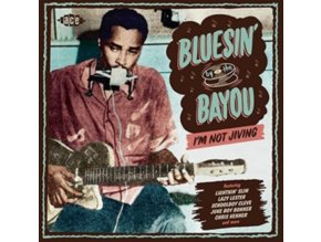 VARIOUS ARTISTS - Bluesin By The Bayou - IM Not Jiving (CD)
