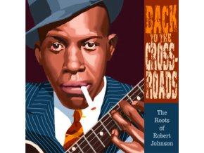 VARIOUS ARTISTS - Back To The Crossroads (CD)