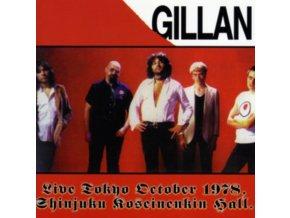 GILLAN - Live in Tokyo 23rd October 1978 (CD)
