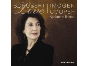 IMOGEN COOPER - Schubert/Live - Vol 3 (CD)