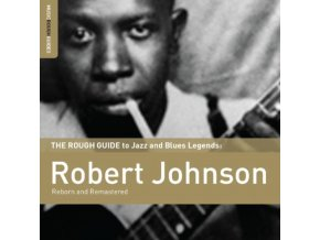 ROBERT JOHNSON - The Rough Guide (CD)