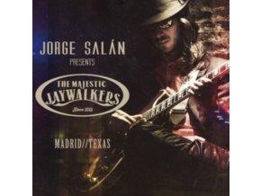 JORGE SALAN - Madrid/Texas (CD)