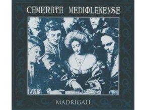 CAMERATA MEDIOLANENSE - Madrigali (CD)
