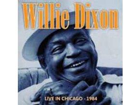 WILLIE DIXON - Live In Chicago - 1984 (CD)