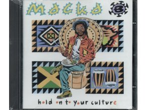 MACKA-B - Hold On To Your Culture (CD)