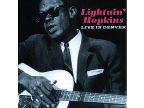 LIGHTNIN HOPKINS - Live In Denver (CD)