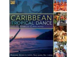 PABLO CARCAMO - Caribbean Tropical Dance (CD)
