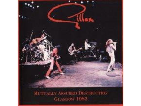 GILLAN - Mutually Assured Destruction (CD)