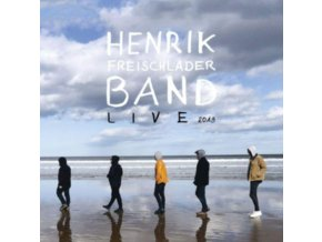 HENRIK FREISCHLADER BAND - Live 2019 (CD)