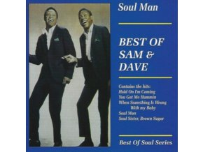 SAM & DAVE - Soul Man (CD)