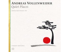 ANDREAS VOLLENWEIDER - Quiet Places (CD)