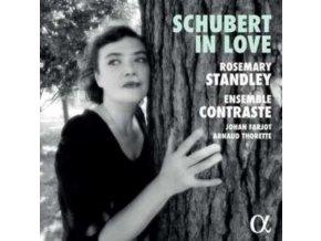 ARNAUD THORETTE / ENSEMBLE CONTRASTE / JOHAN FARJOT / ROSEMARY STANDLEY - Schubert In Love (CD)