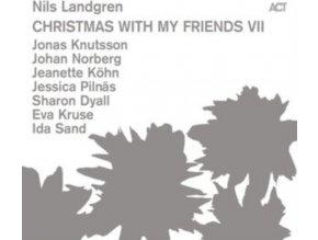 NILS LANDGREN - Christmas With My Friends VII (CD)