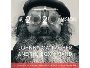 JOHNNY GALLAGHER - A 2020 Vision (CD)