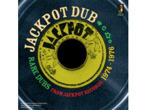 VARIOUS ARTISTS - Rare Dubs From Jackpot Records (CD)