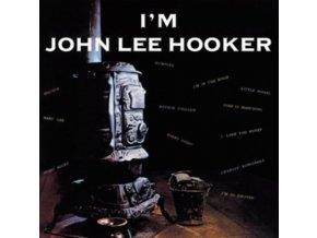 JOHN LEE HOOKER - Im John Lee Hooker (CD)