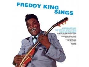 FREDDY KING - Freddy King Sings (CD)