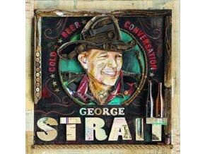George Strait - Cold Beer Conversation (Music CD)
