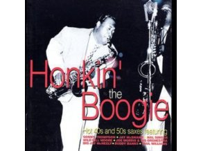 VARIOUS ARTISTS - Honkin The Boogie (CD)