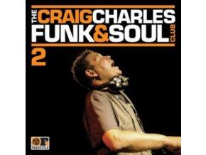 VARIOUS ARTISTS - The Craig Charles Funk & Soul Club - 2 (CD)
