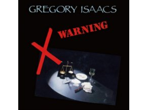 GREGORY ISAACS - Warning (CD)