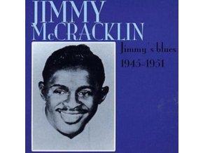 JIMMY MCCRACKLIN - Jimmys Blues 1945-1951 (CD)